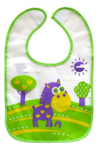 Купить Нагрудник детский Lubby В мире животных, Слюнявчики
