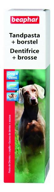 Гель для чистки зубов у собак Beaphar