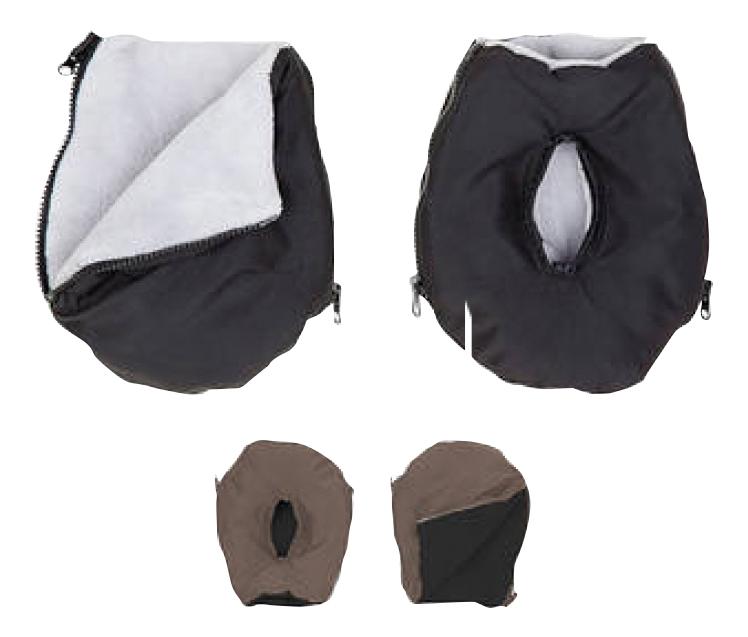 Купить Муфта для рук мамы на детскую коляску Altabebe Alpin olive/black, Муфты на коляску