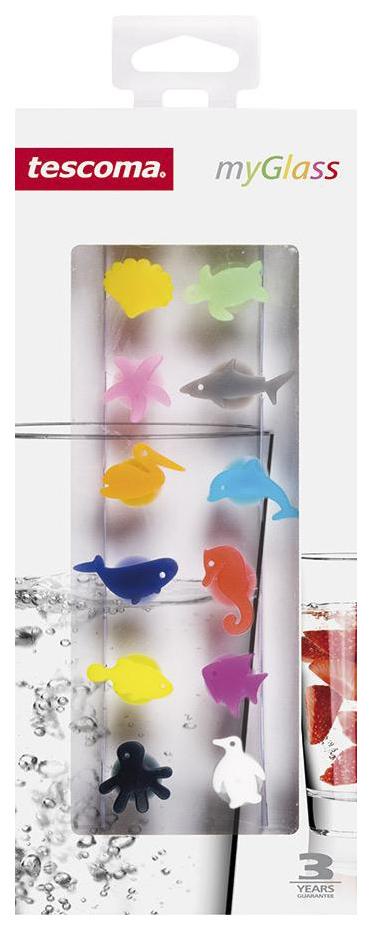 Этикетки для стаканов Tescoma 308820 Разноцветный