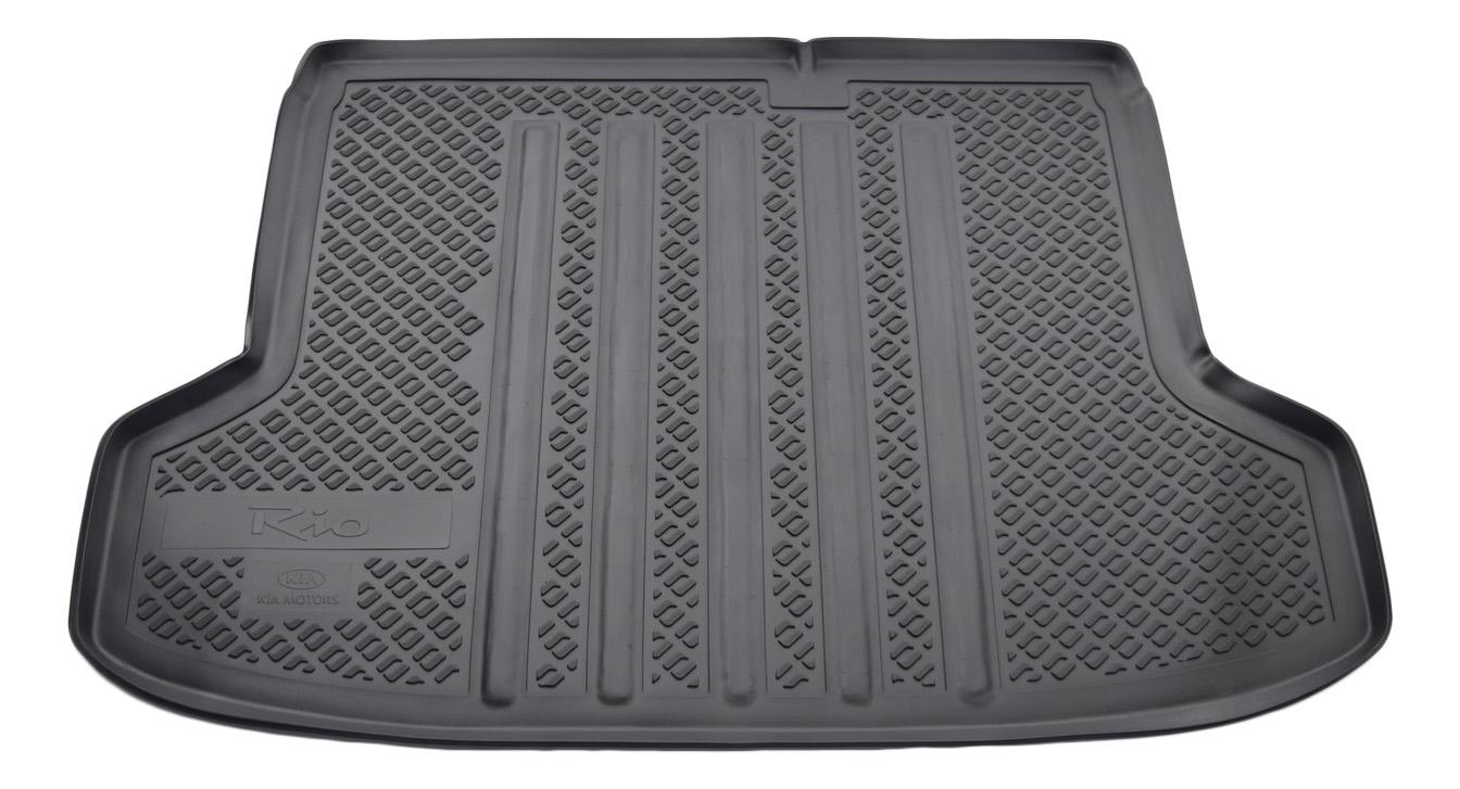Коврик в багажник автомобиля для KIA Norplast (NPL-P-43-35)