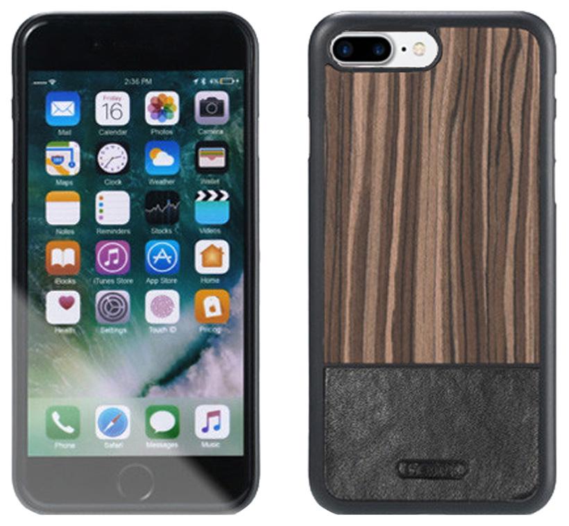 Чехол-накладка Remax Wooden для Apple iPhone 7 Коричневый