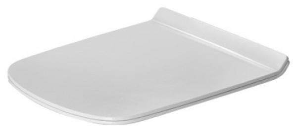 Сиденье для унитаза Duravit DURASTYLE 0063790000, 1 шт,, белое фото