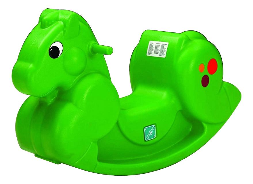 Купить Лошадка зеленая, Качалка детская Lerado Лошадка зеленая, Качалки детские