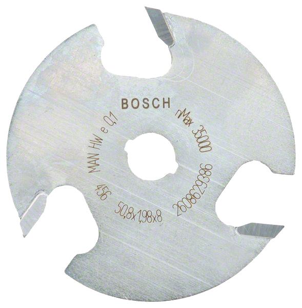 Фреза дисковая Bosch 7,94x50,8 2608629386