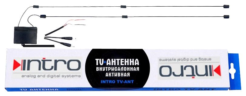Антенна автомобильная Incar (Intro) TV ANT004