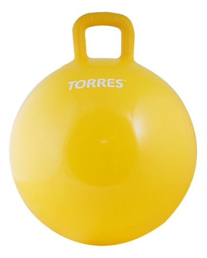 Гимнастический мяч Torres AL100545 желтый 45 см