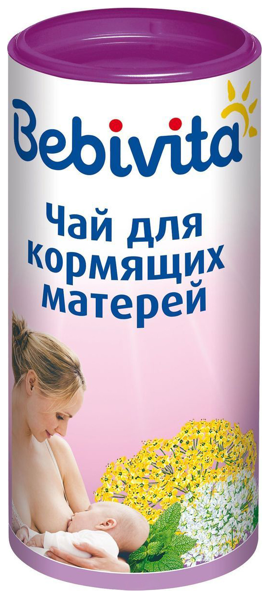 Чай Bebivita для кормящих матерей 200 г