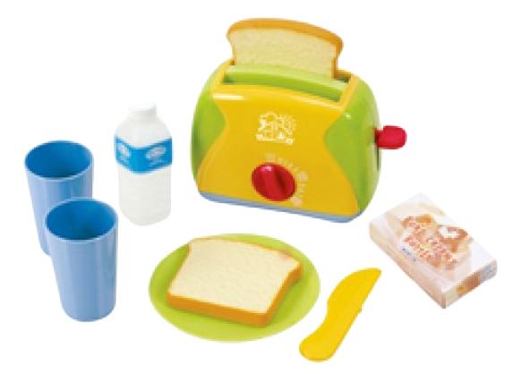 Тостер игрушечный Playgo Набор бытовой техники с тостером