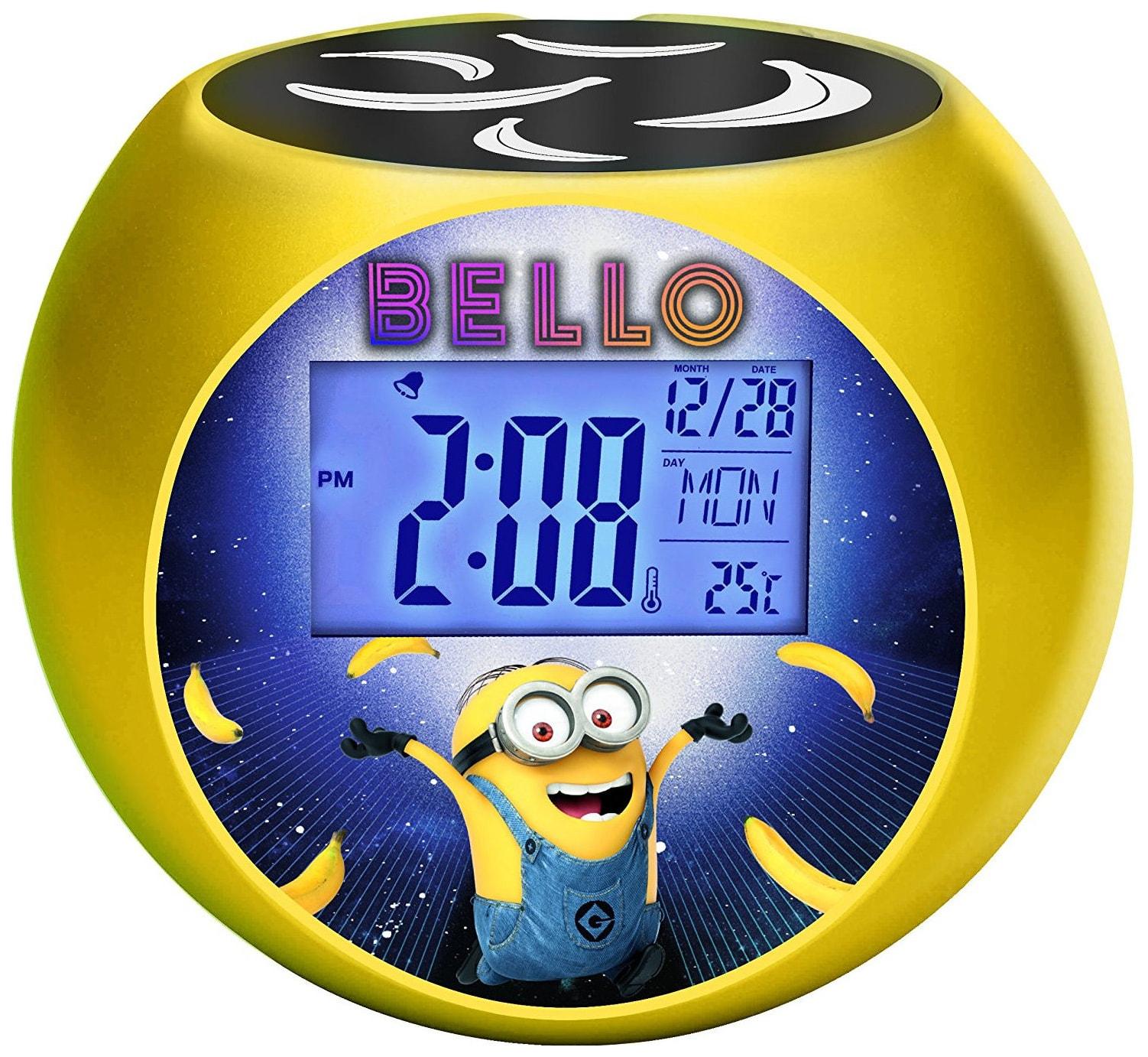 Часы будильник Lexibook 267383 RL975DES