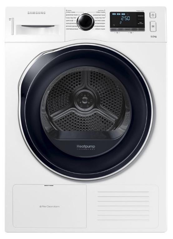 Сушильная машина Samsung DV90K6000CW