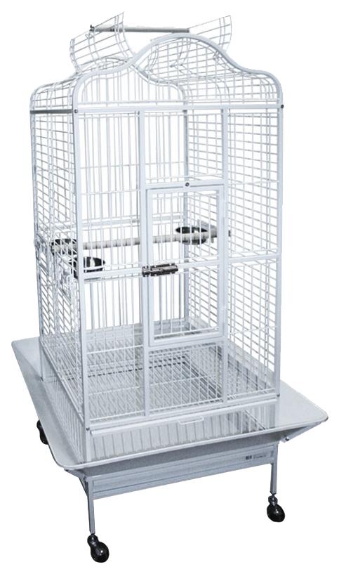 Клетка для птиц Triol BC14W, размер 82х77х156см