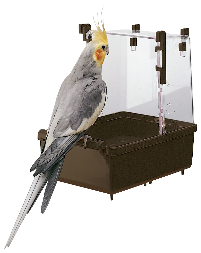 Купалка для птиц Ferplast L101 для средних