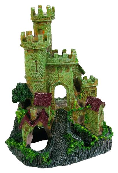Грот для аквариума TRIXIE Castle Замок, полиэфирная смола,