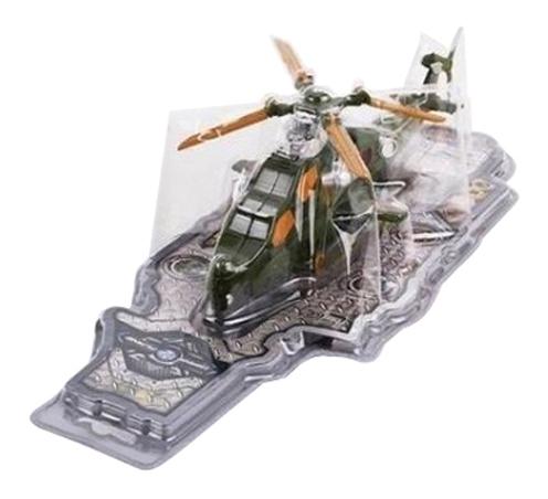 Игрушечный военный Вертолет Gratwest Б83031 фото