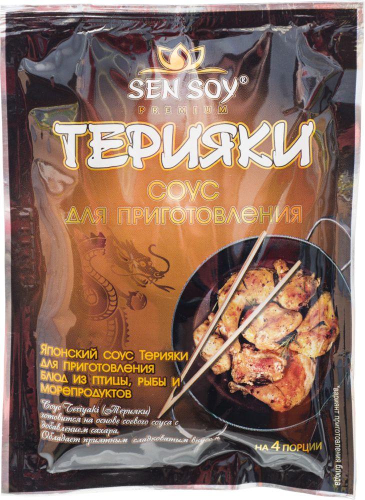 Соус терияки Sen Soy premium 120 г