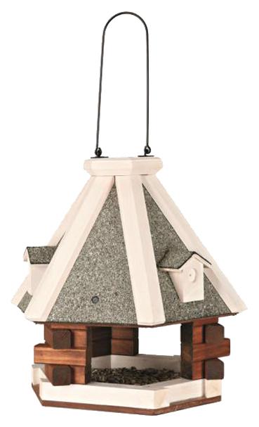 Уличная кормушка для птиц Trixie, подвесная, 36х35