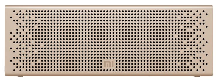 Беспроводная акустика Xiaomi Mi Bluetooth Speaker Gold