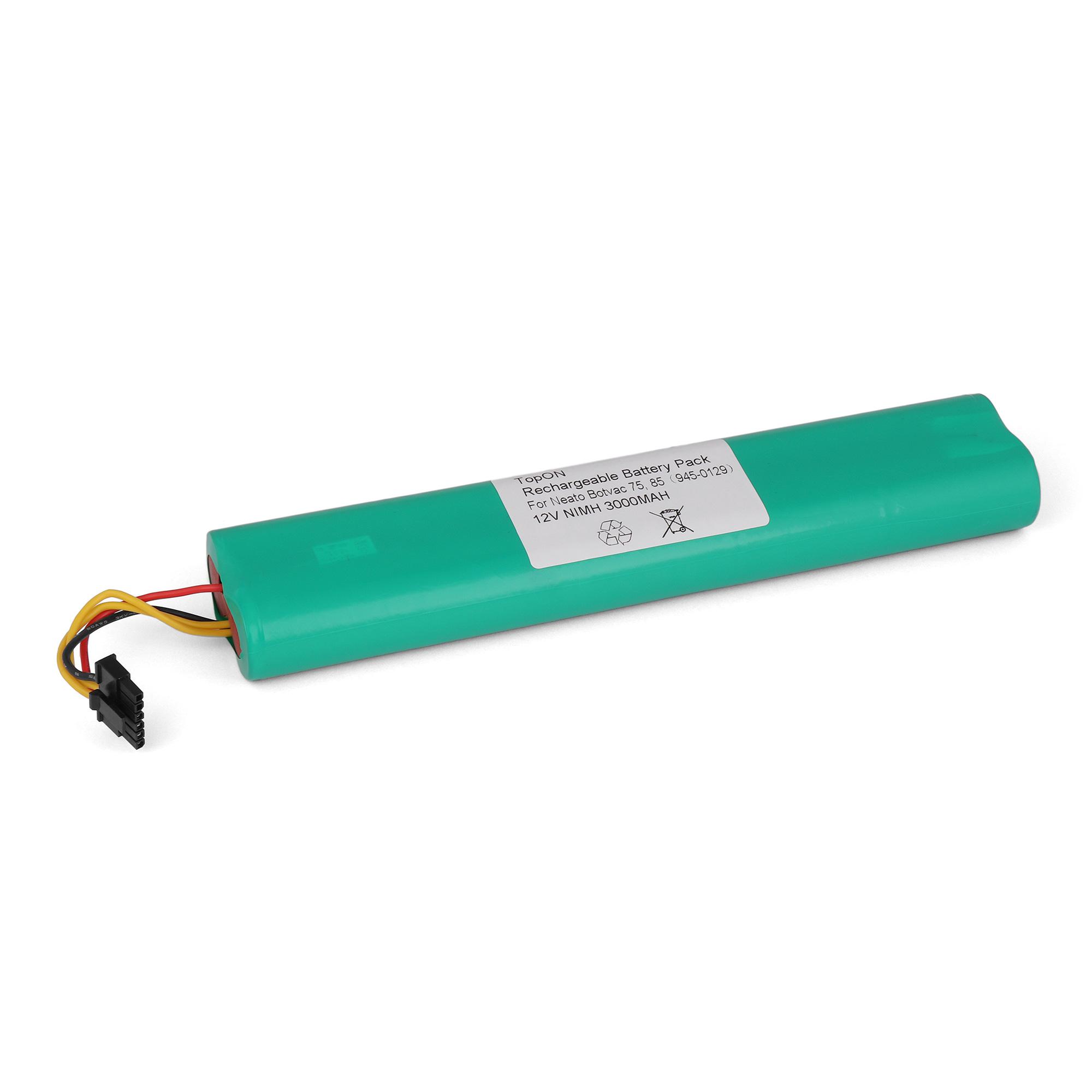 Аккумулятор, батарея для беспроводного робота-пылесоса Neato Botvac 70e, 75, 80, 85. 12V 3