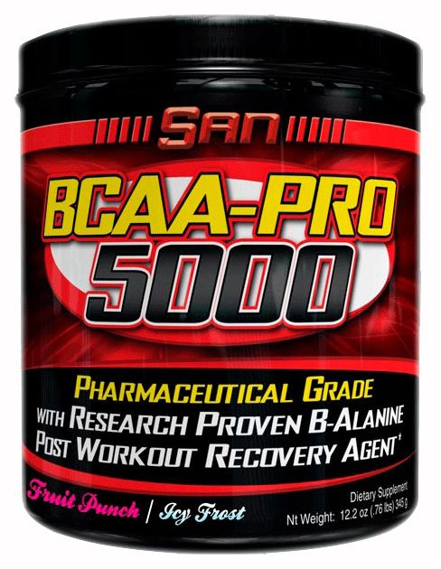 BCAA SAN Pro 5001
