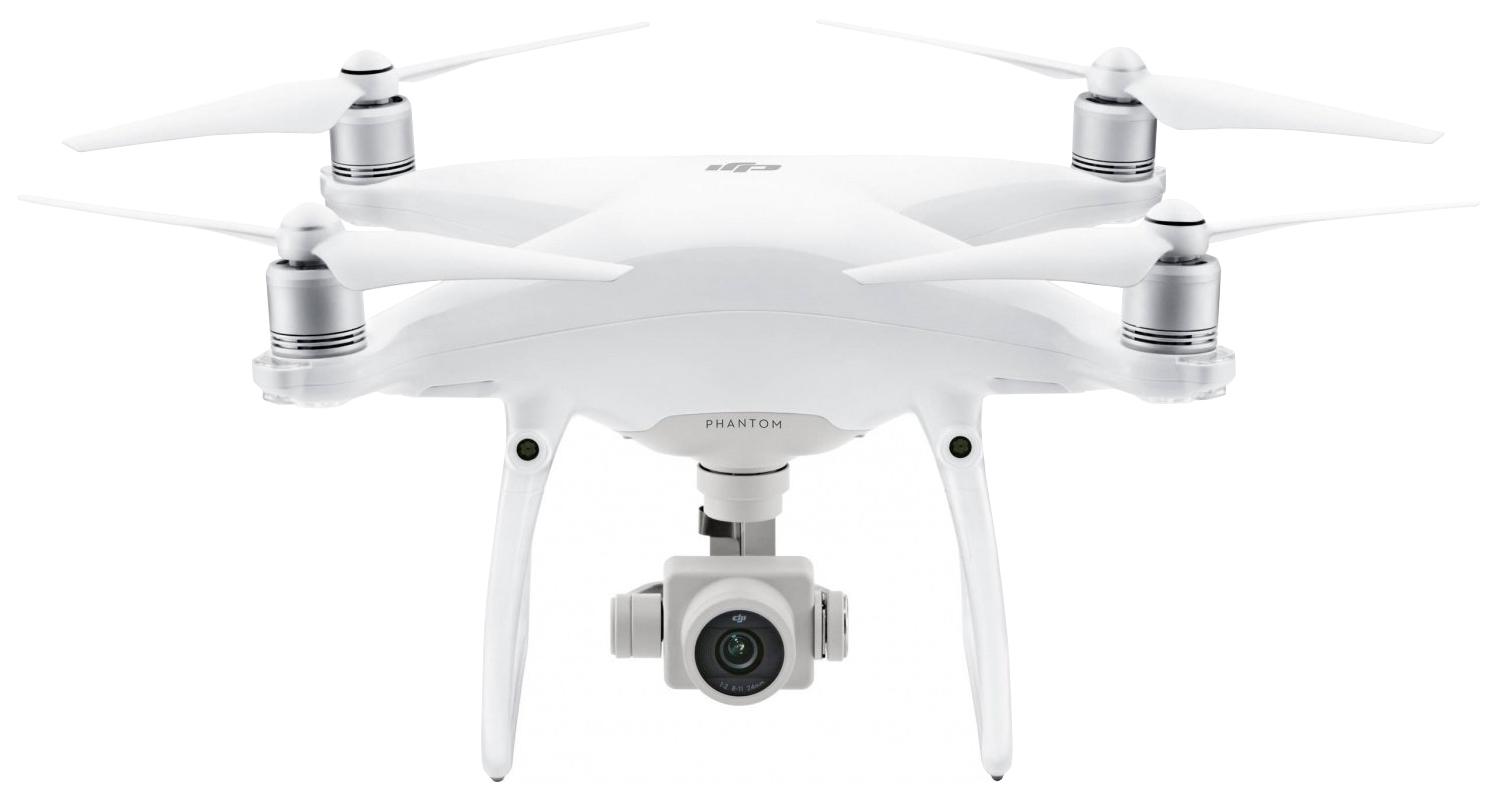 Квадрокоптер DJI Phantom 4 pro+ V2.0 White