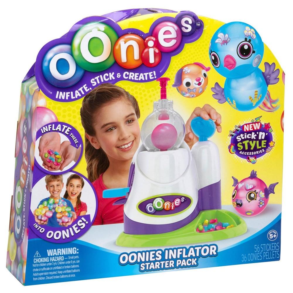 Купить Игровой набор Oonies для надувания шариков 110 деталей,