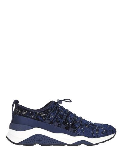 Кроссовки женские Ash 58641 синие 36 RU