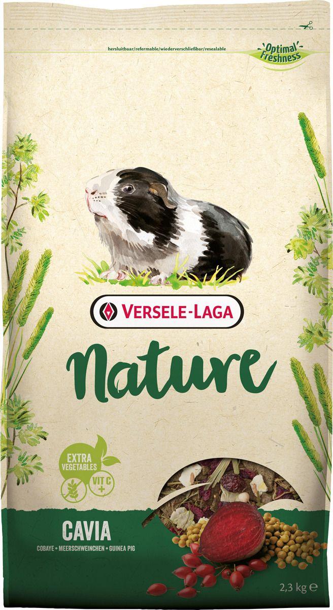 Корм для морских свинок Versele Laga Nature