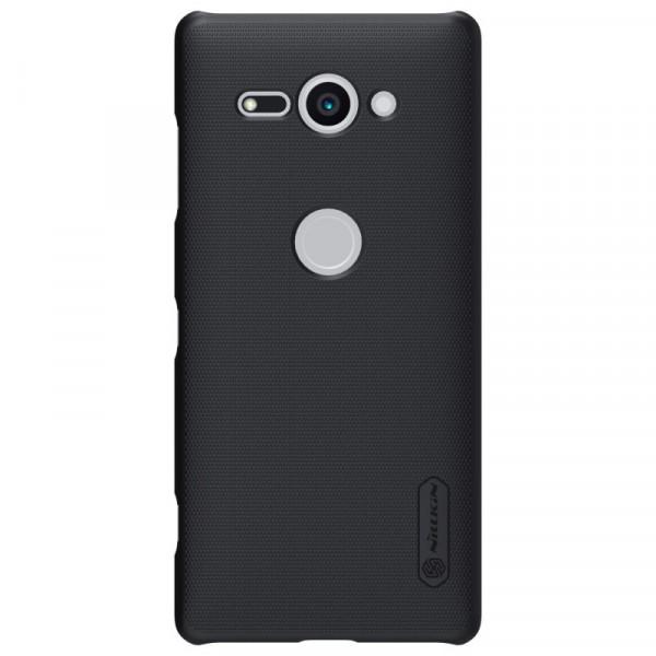 Чехол Nillkin Matte для Sony Xperia XZ2 Compact  Black