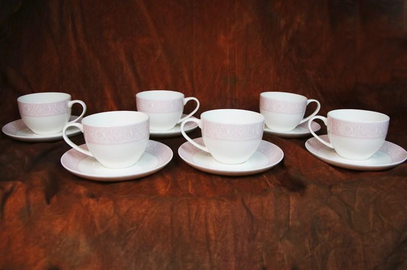 Чайный набор 12 предметов 250 мл. АККУ