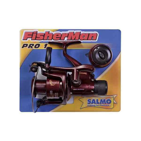 Катушка безынерционная Fisherman Pro1 30RD от Salmo