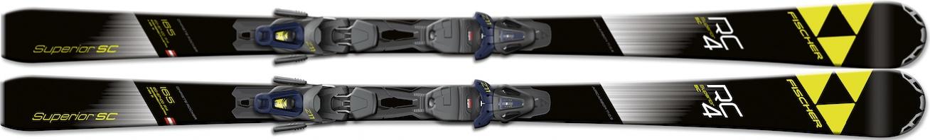 Горные лыжи Fischer RC4 Superior SC PowerTrack