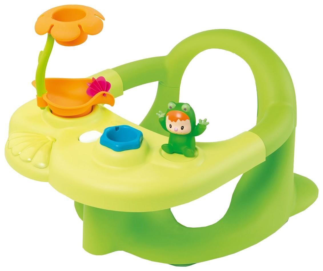 Стульчик сидение для ванной (цвет: зеленый)