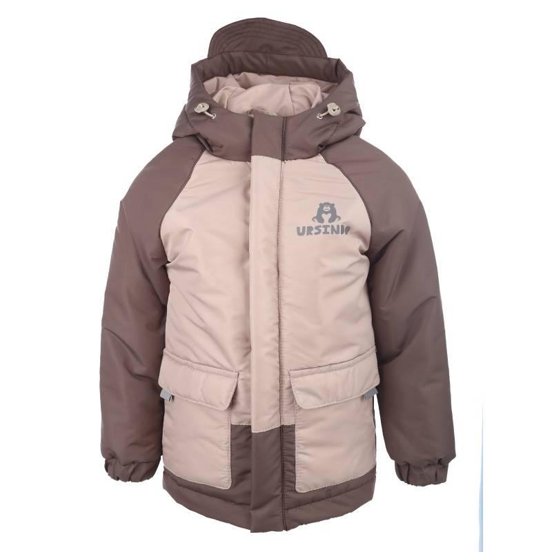 Купить Дд-0419, Куртка Джек URSINDO, цв. бежевый, 134 р-р, Куртки для мальчиков