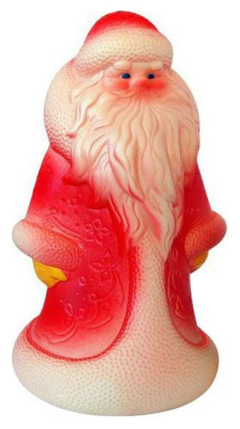 Купить Резиновая игрушка Дед Мороз , 23 см Завод Огонек, Игрушки для купания
