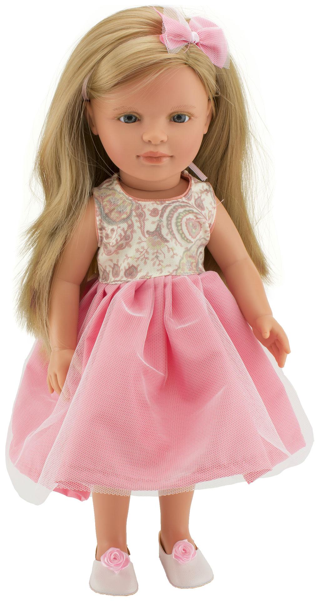 Купить Кукла Нина, блондинка, Lamagik, Классические куклы
