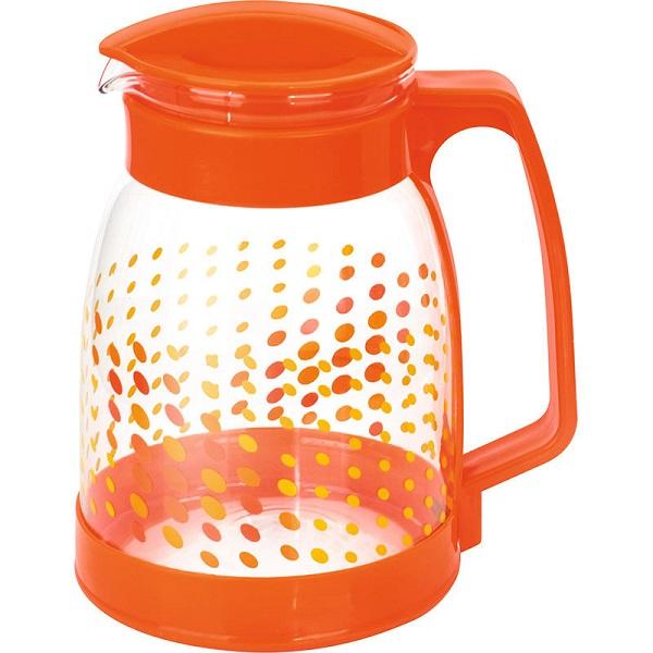 Кувшин MALLONY Brocca-1800 оранжевый