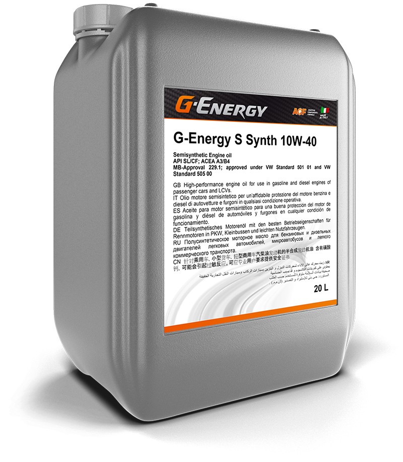 Моторное масло G Energy Expert G