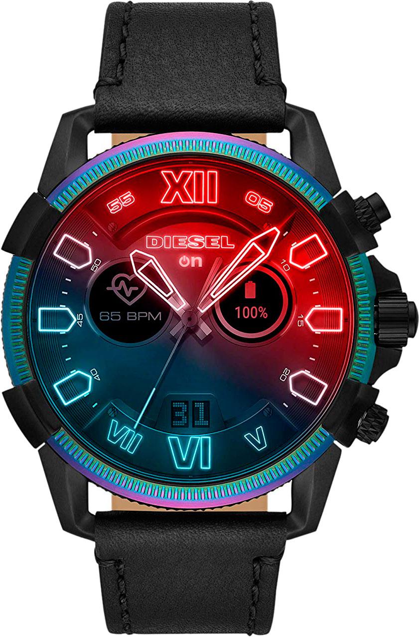 Смарт-часы DIESEL Full Guard DZT2013 Black/Black
