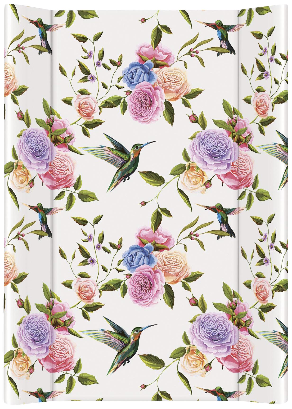 Матрац пеленальный Ceba Baby Flora & Fauna Flores W-200-099-546 фото
