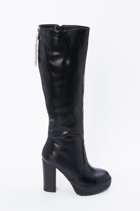 Сапоги женские Betsy 988094 черные 39 RU