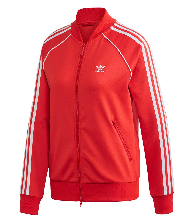 Толстовка Adidas SST, red, L