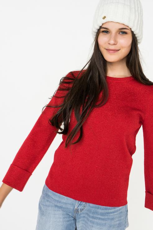 Джемпер женский Baon B138533 красный S