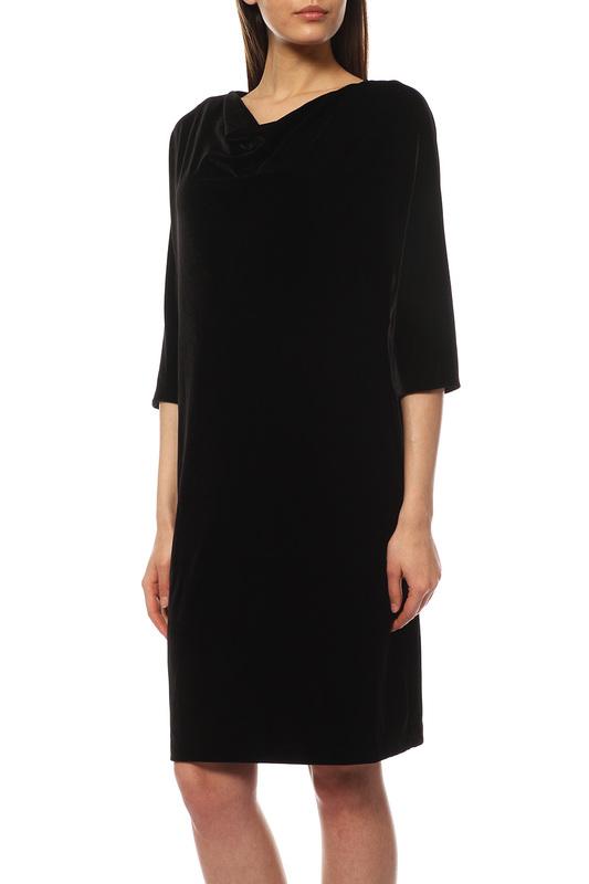 Платье женское BRIAN DALES AW555 JK3682.004 черное 42 IT фото