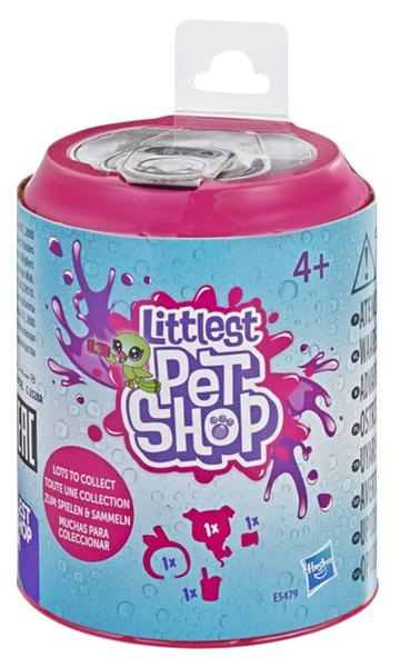 Игровой Набор Hasbro Littlest Pet Shop E5479 4 Предмета