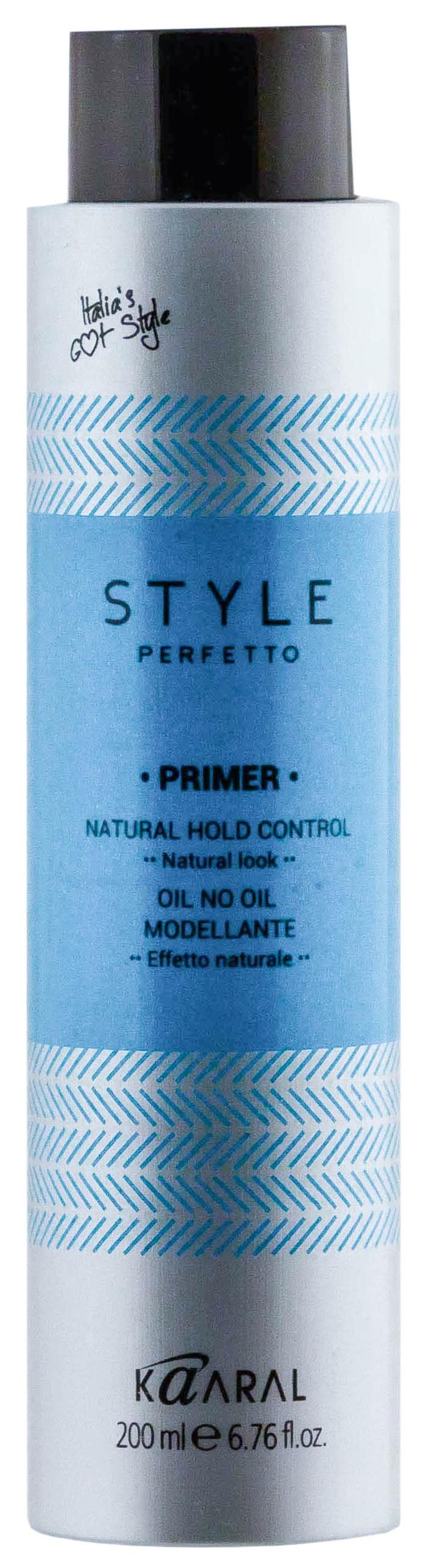 Купить Масло для волос Kaaral Style Perfetto Primer Natural Hold Control 200 мл