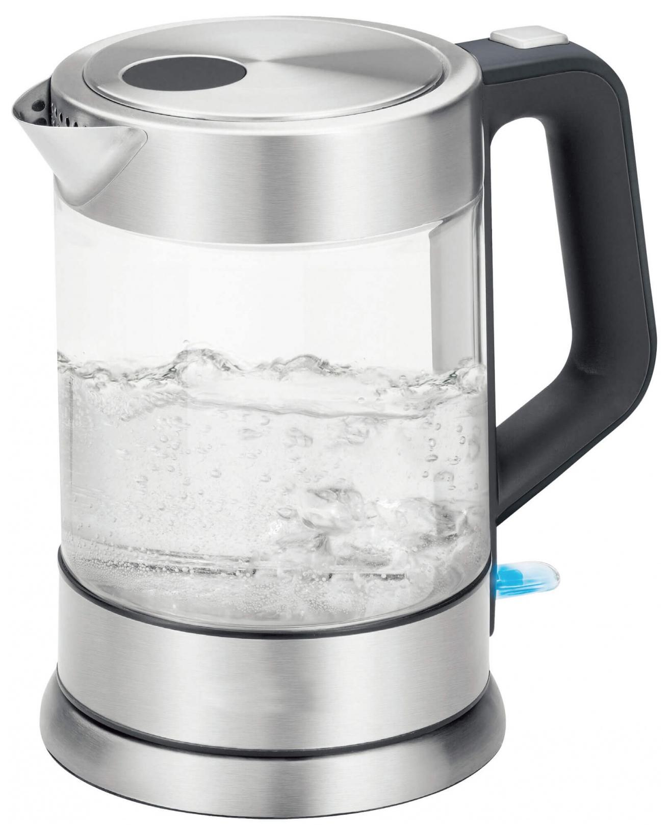 Чайник электрический Gemlux GL EK 601G Silver