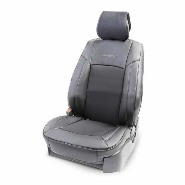 Накидка на сиденье Autoprofi Универсальная HIT-310G BK/BK