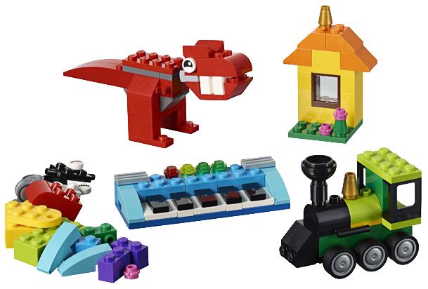 Купить Конструктор lego classic 11003 кубики и глазки, Конструктор LEGO Classic 11003 Кубики и глазки, LEGO для девочек