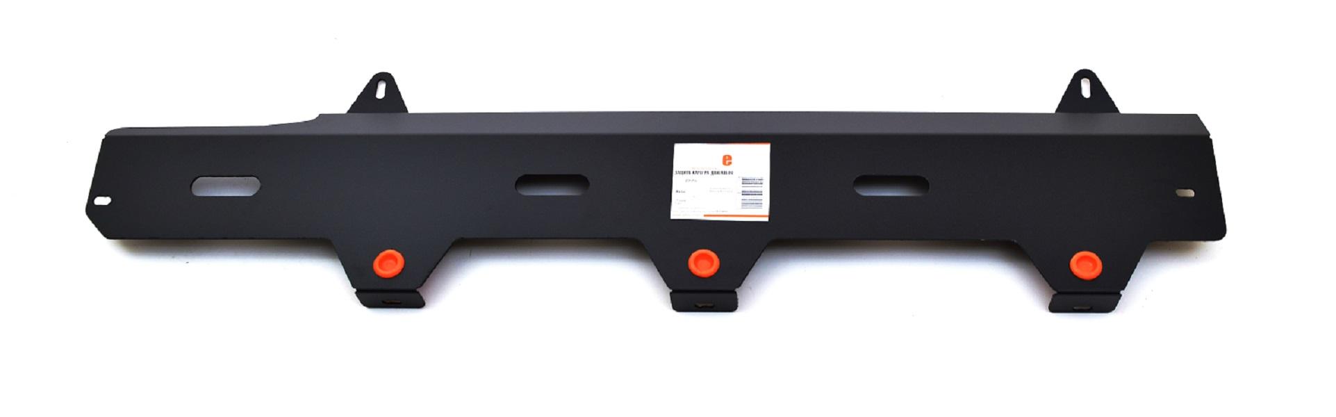 Защита топливных трубок АВС-Дизайн для Renault, Nissan (33.809.C2)